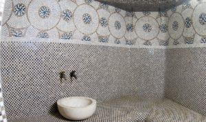 мраморная мозаика