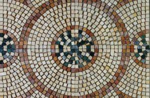 розетки мраморная мозаика b