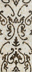 дамаско марфил-емперадор мраморное панно