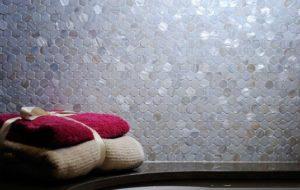 крема роунд перламутр мозаика 23
