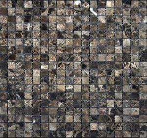марон емлерадор полированная мраморная мозаика