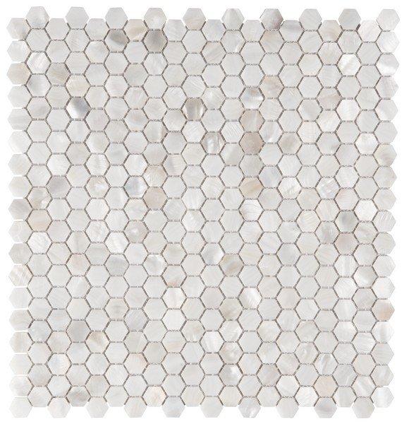 панаи хекс перламутр мозаика 30